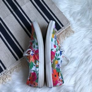 Keds Shoes - keds x rifle paper co floral sneakers 9 flowers